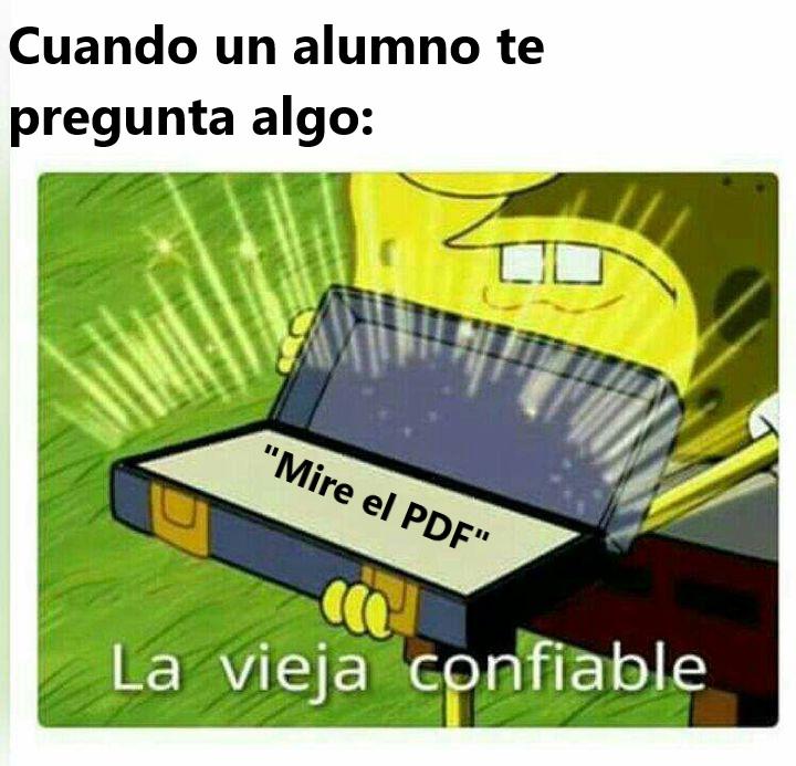 El &$#+ Pdf - meme