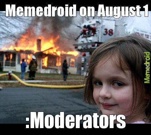 August 1 - meme