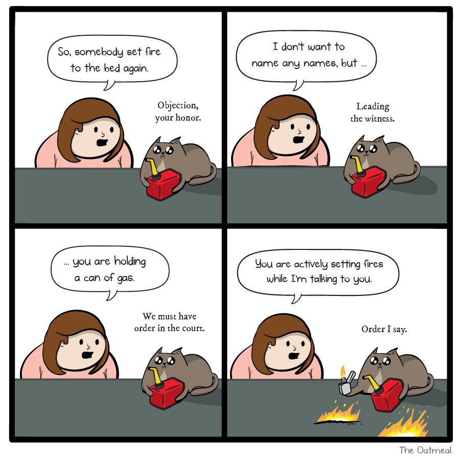 Twisted fire starter - meme