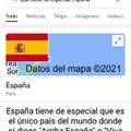 Lo admito banda, en España te funan si eres patriota