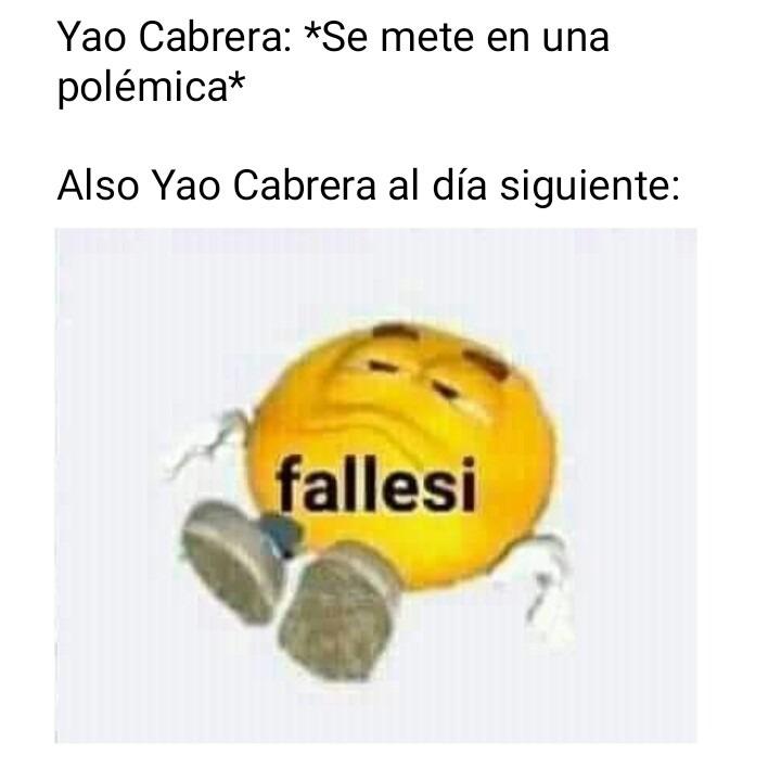 Yao Mierdera - meme