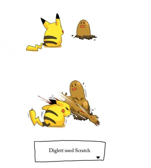 Logique pokemon - meme
