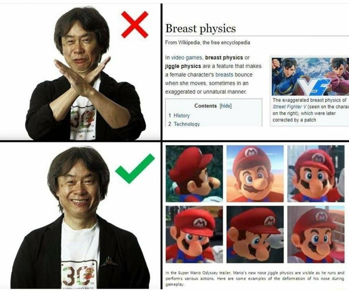 Shigeru Miyamoto - meme