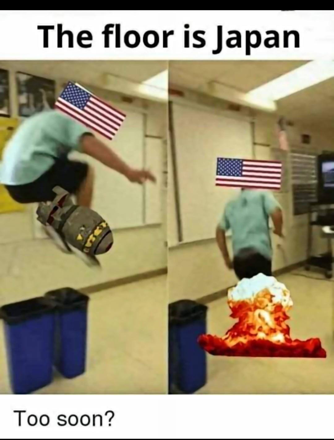 America fuck YEAHHH - meme