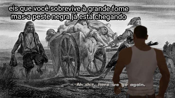 Piada de história \[T]/ - meme