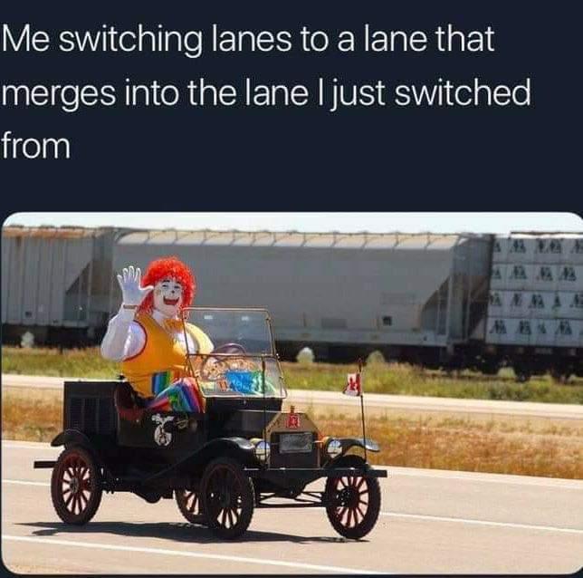 Is that MeGaFaGg0t driving? - meme