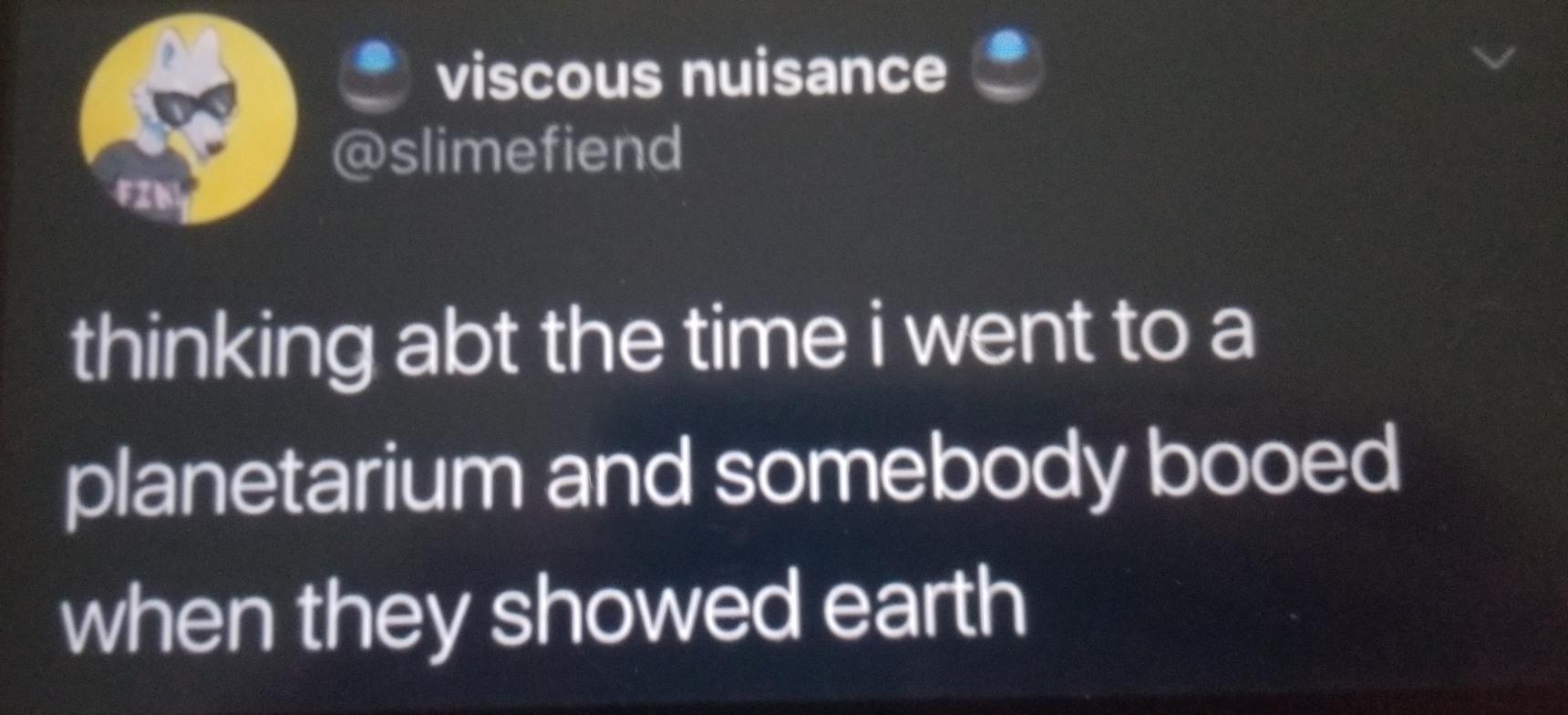 Fuck earth - meme