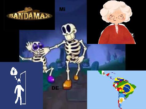 el titulo salio de latinoamerica - meme