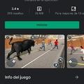 Enojado toro salvaje ataque ciudad venganza