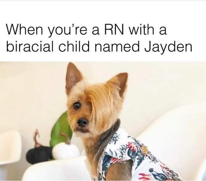 RN - meme