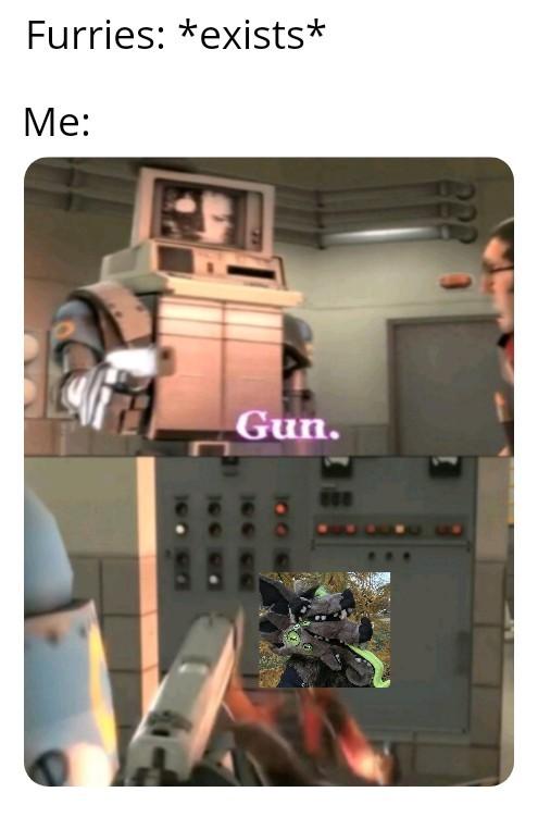 Kill me - meme