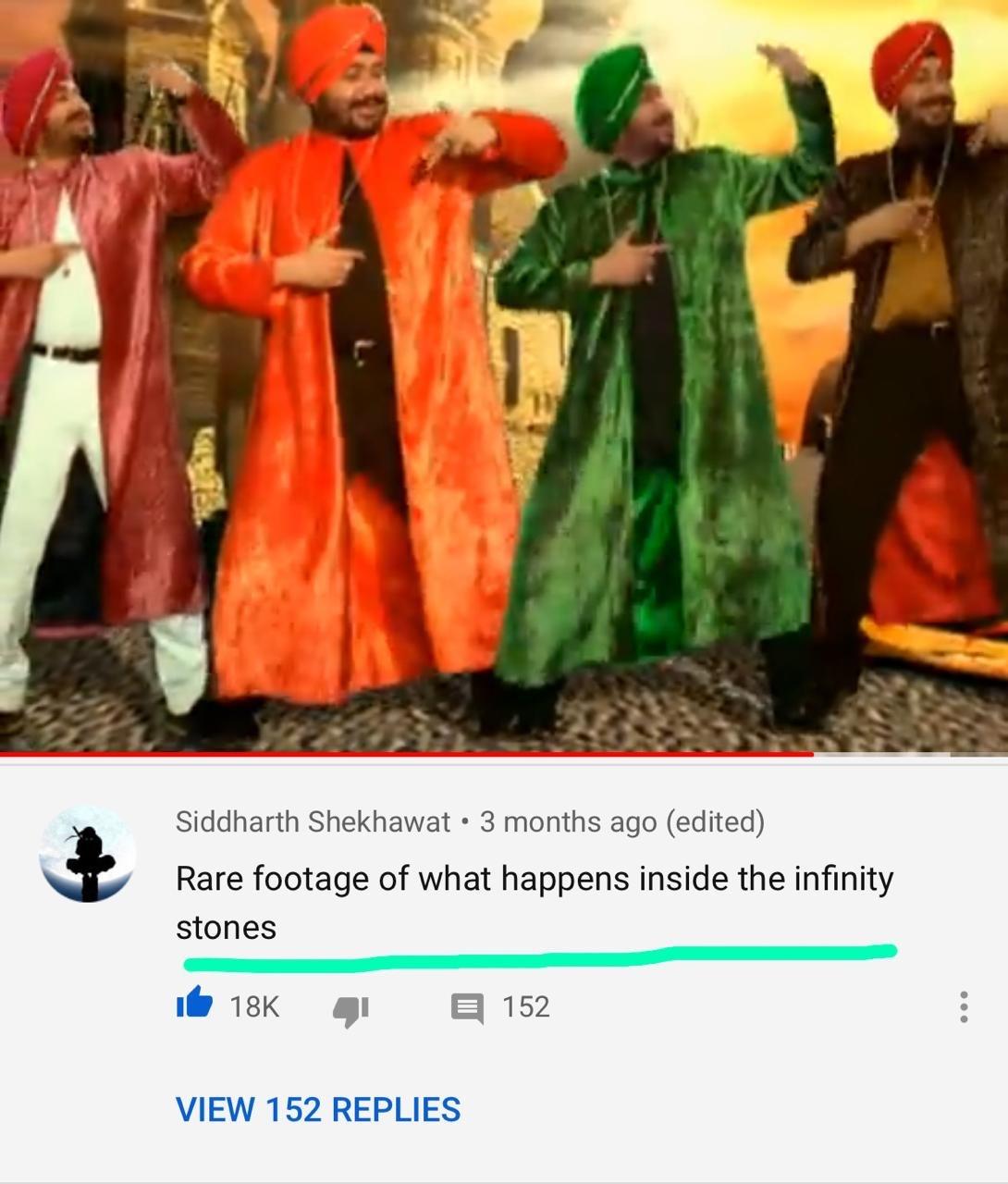 avengers dance - meme