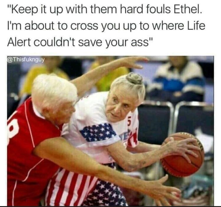 Life Alert - meme