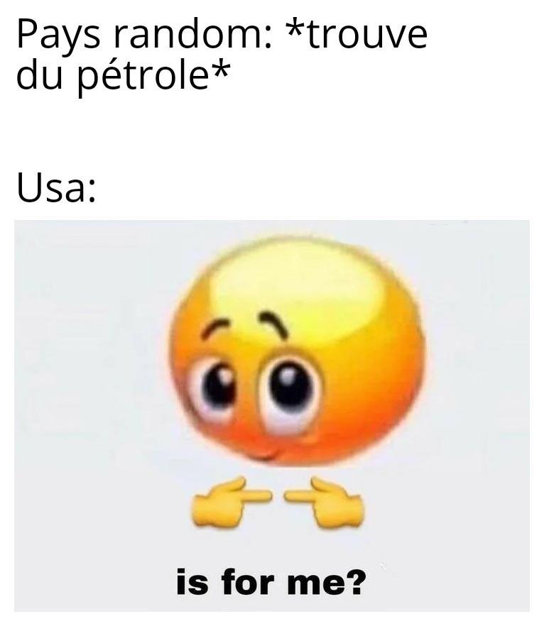 Diplomatie chérie - meme