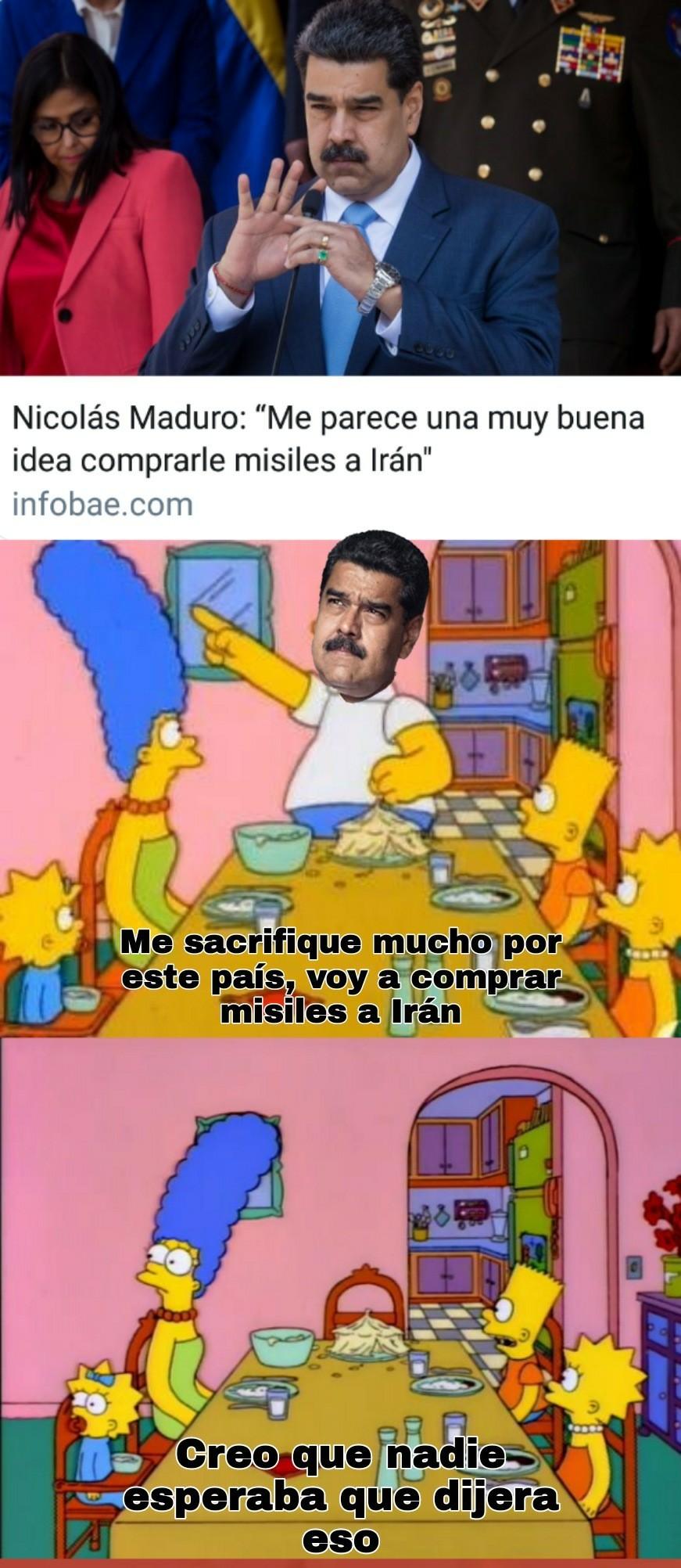 M A D U R O - meme