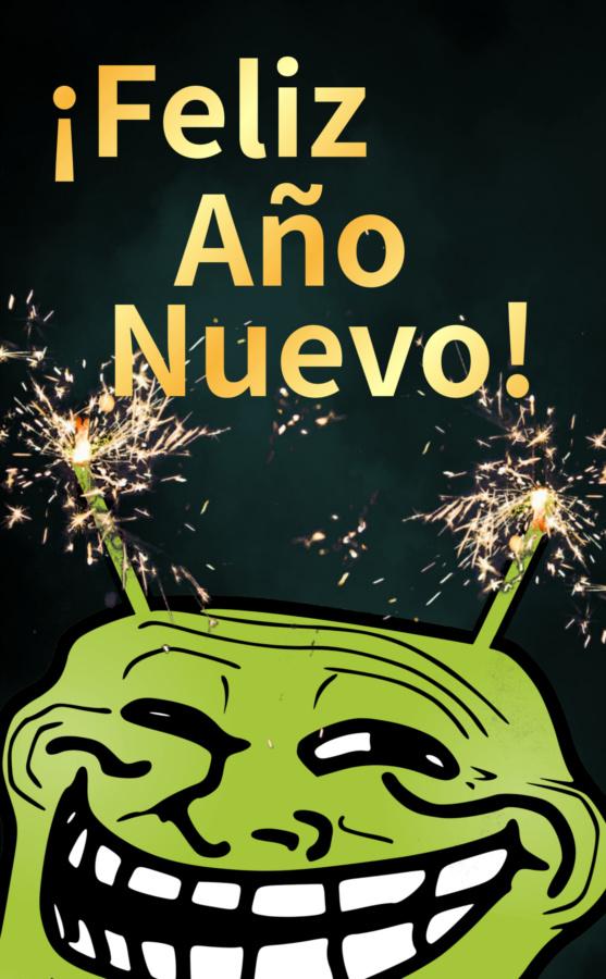 ¡Feliz Año Nuevo! - meme