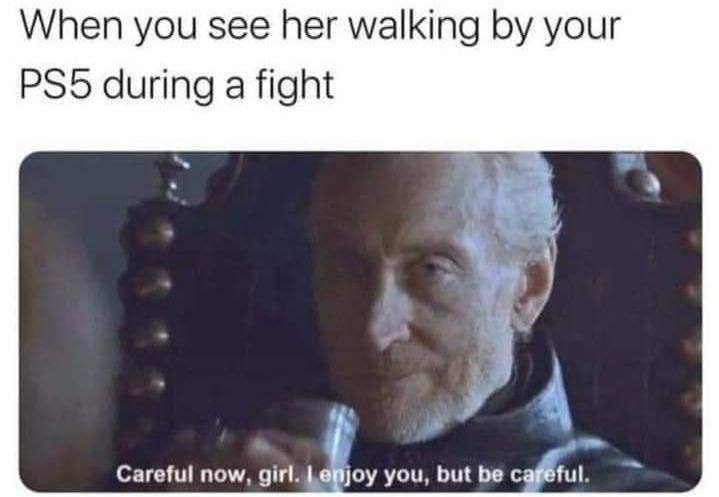 Watch yourself - meme