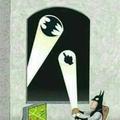 Nem o morcego quis ajudar...