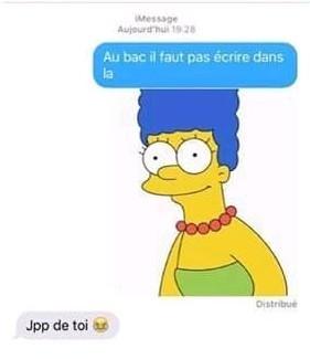 Marge! XD - meme