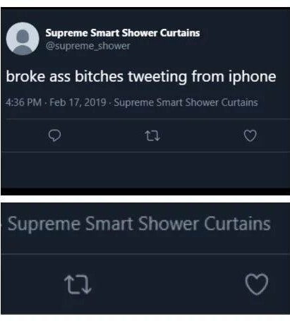 Airpods are for poor after that - meme