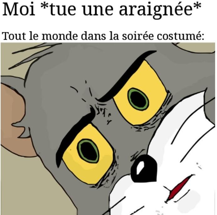 Tom ! - meme