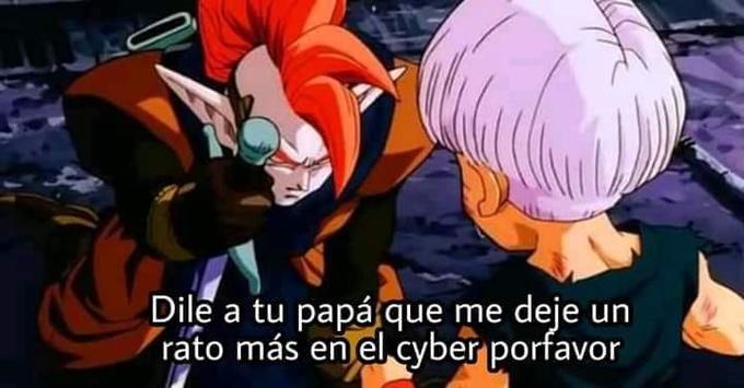 Cyber - meme
