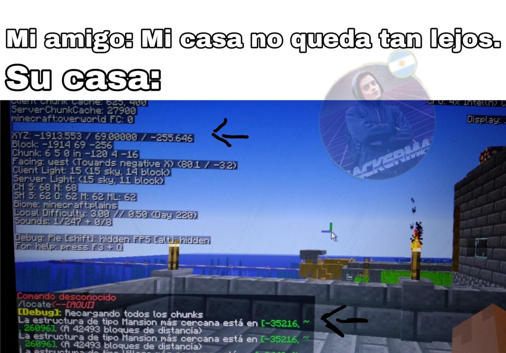 FLACO QUE POSIBILIDADES HAY? - meme