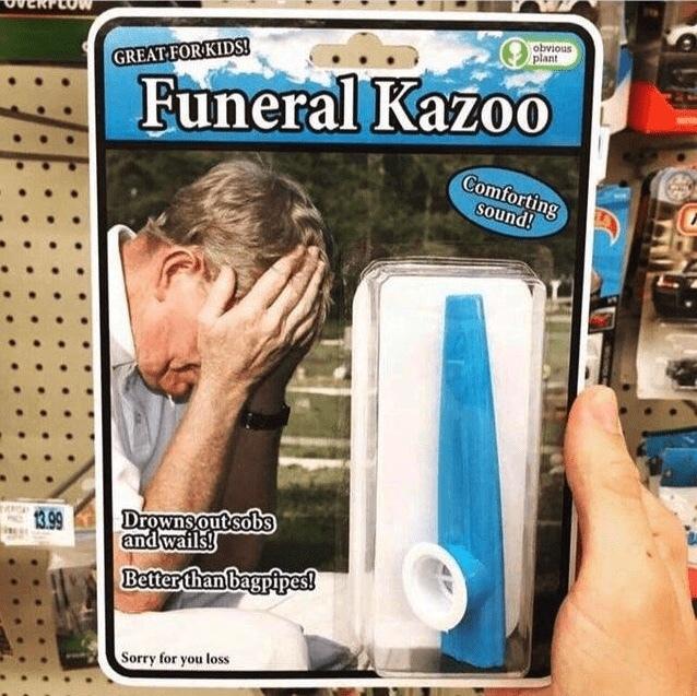 Kazooooooooo - meme