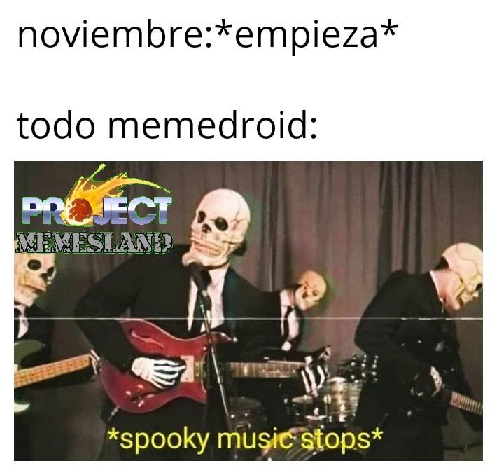 ahora a esperar a diciembre para the chrismas music - meme