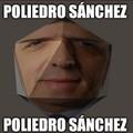pedro sánchez has evolved in poliedro sánchez