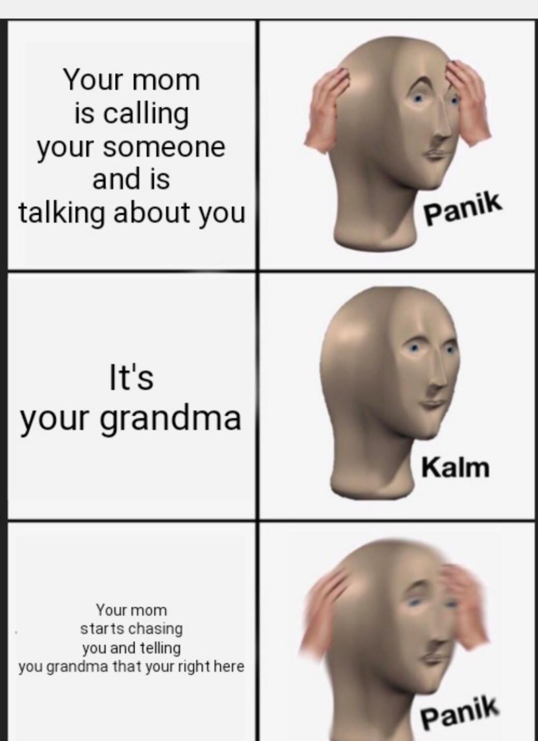 Mom - meme
