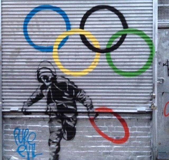 olimpíadas do Brasil - meme