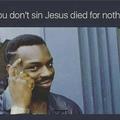 poor Jesus