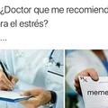 La mejor medicina ez...