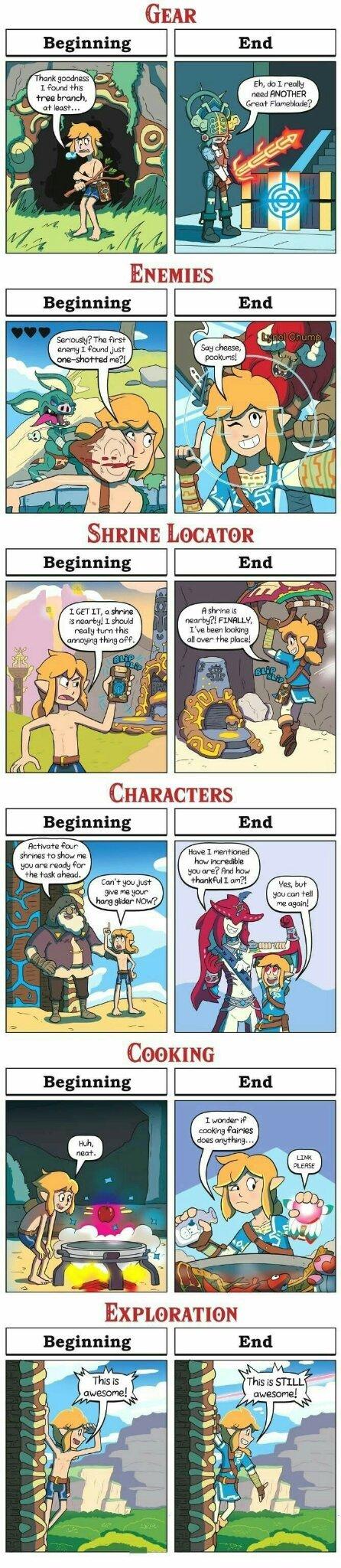 Zelda ! - meme