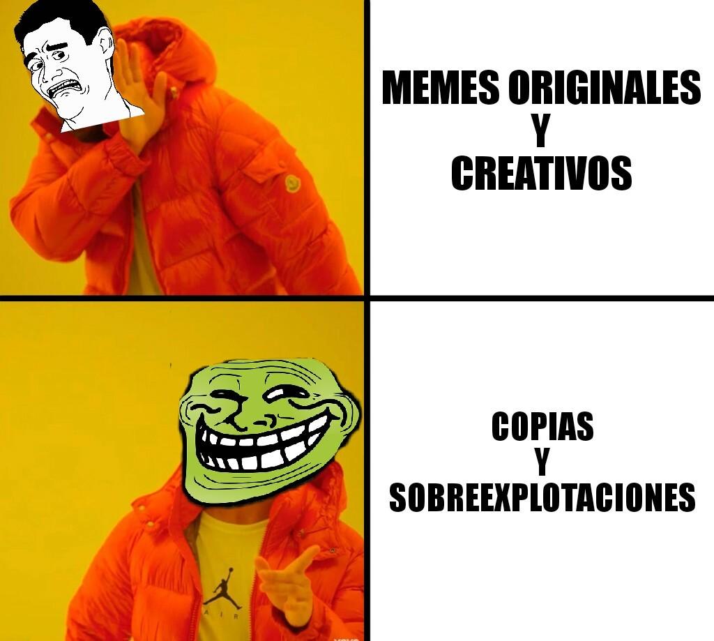 Memedroid lo tiene claro