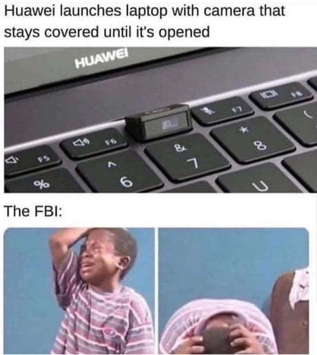 Life ruined fbi - meme