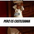 Castlevania oof