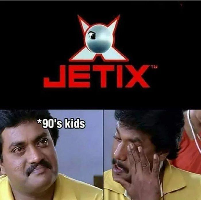 Nostalgie - meme