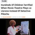 La Llorna=horror film