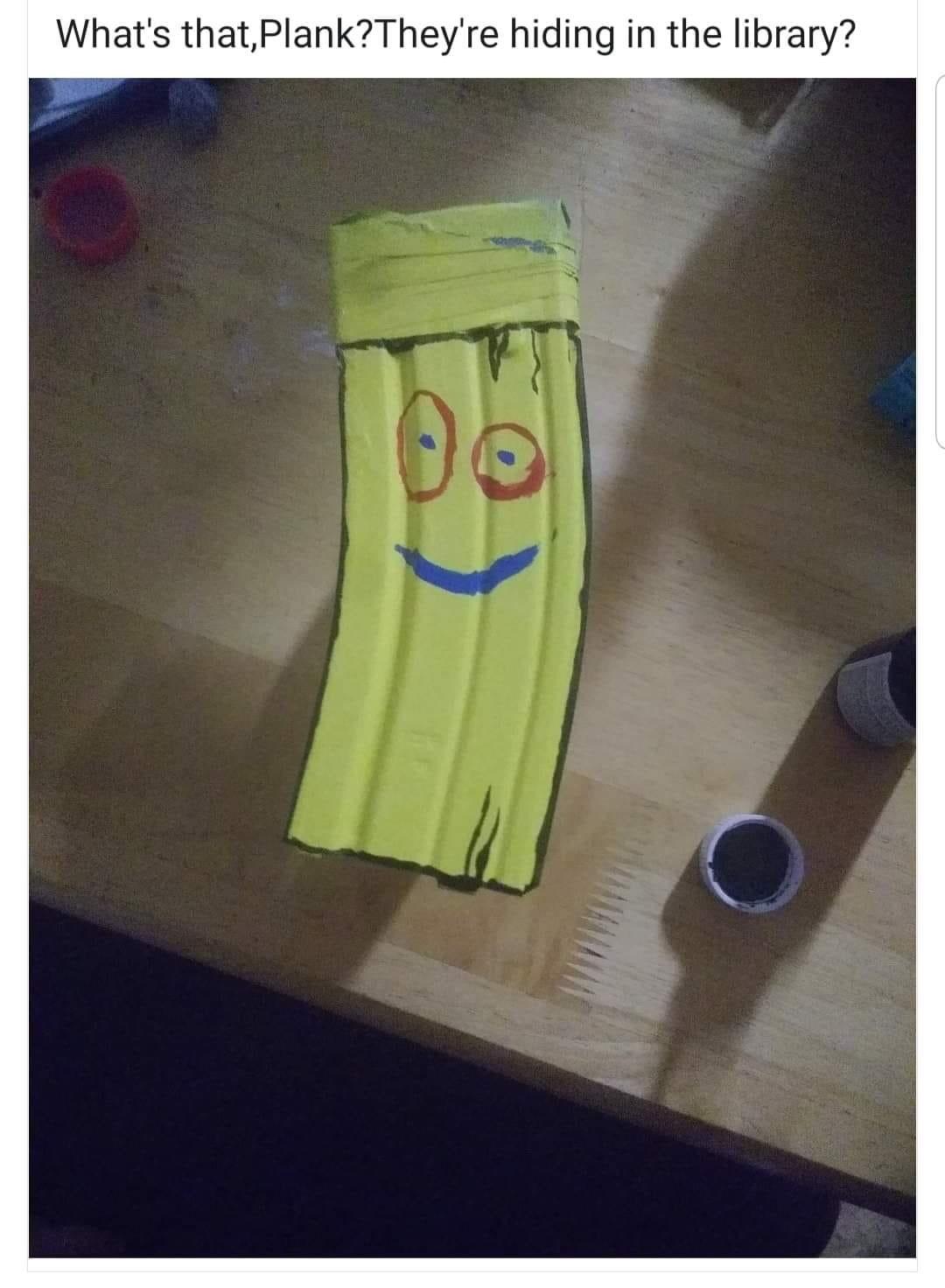 good boy plank - meme