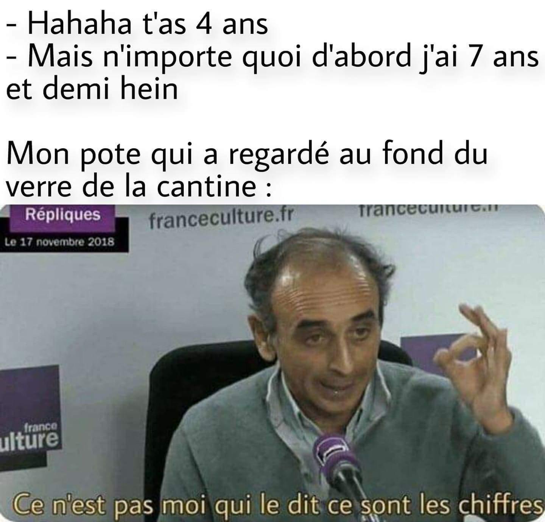 Re la table - meme
