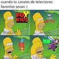Los Canales de televisiones favoritos sevan