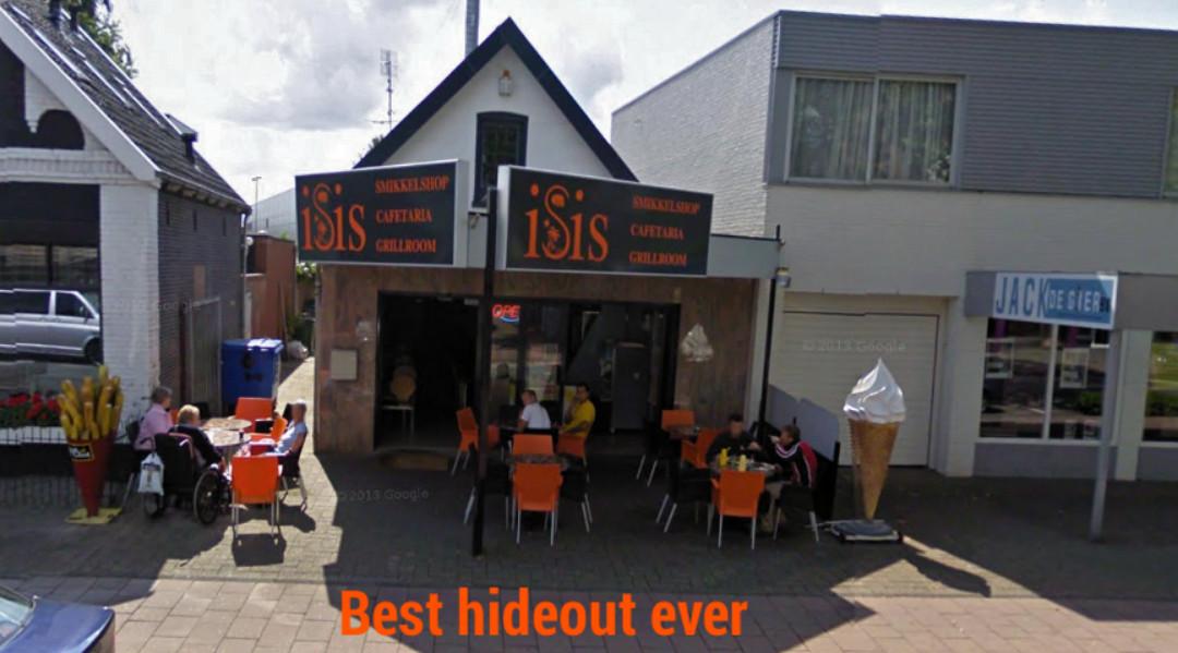 that hideout - meme