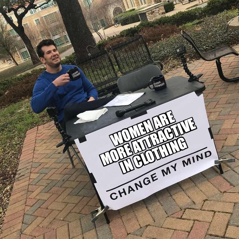 G-strings qualify - meme