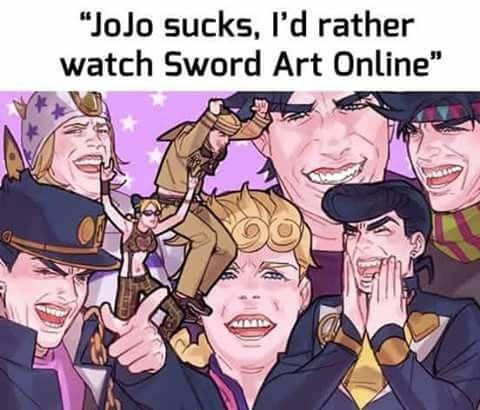 Fuck SAO - meme
