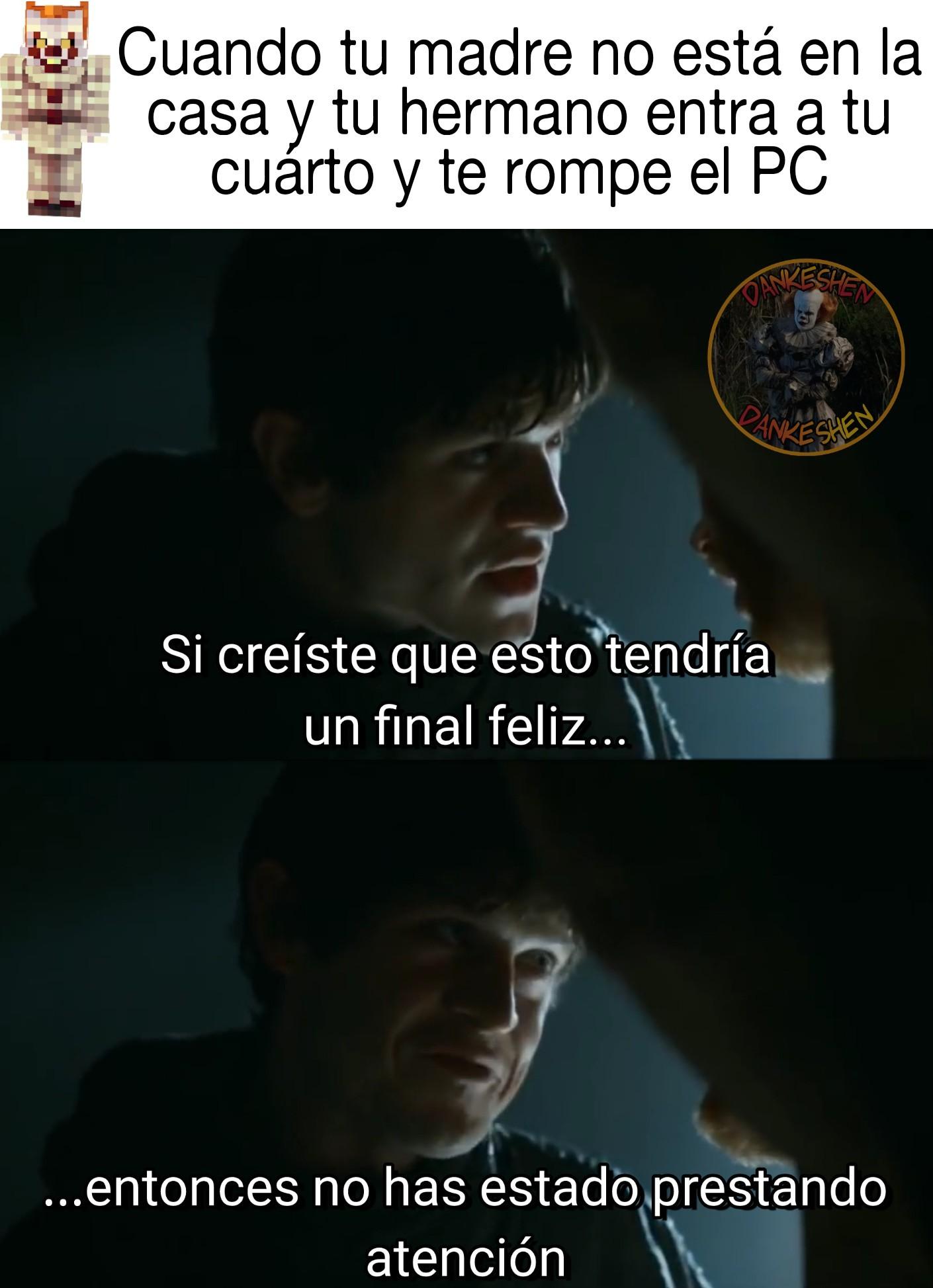 Clave - meme