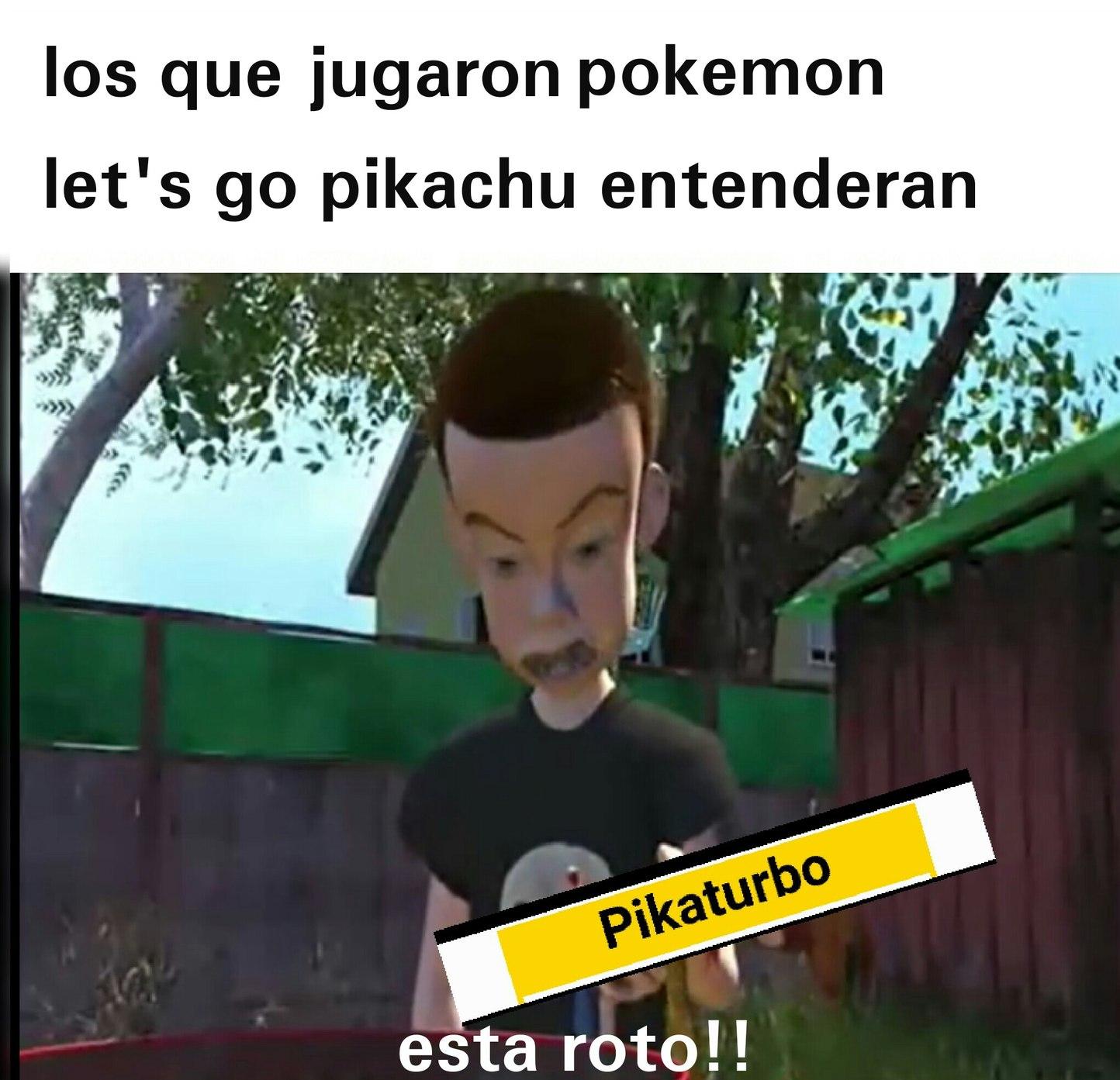 O los españoles... - meme