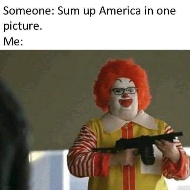 You done Mcfucked up - meme