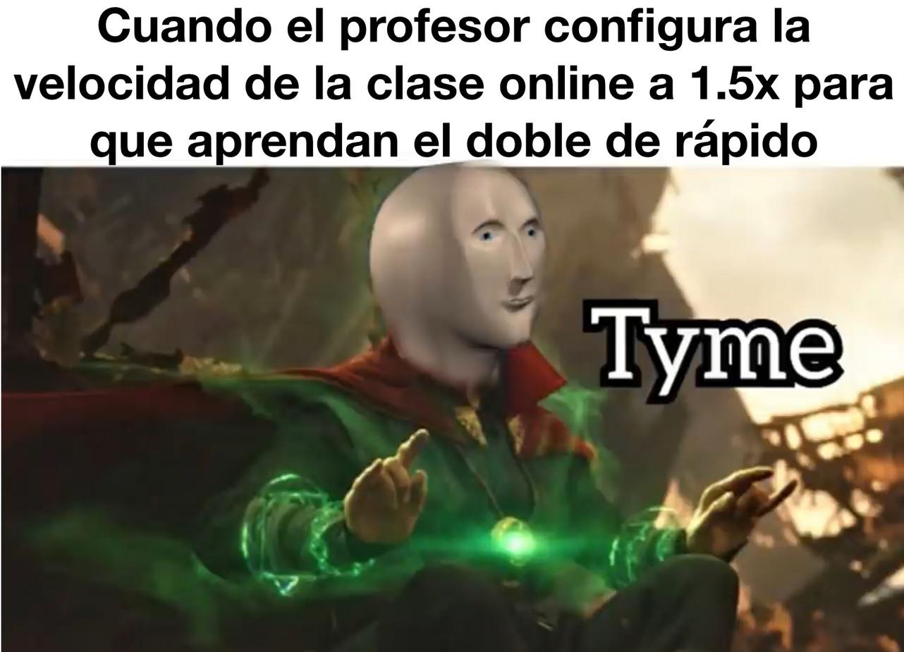 Tyme - meme